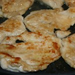 pan fry chicken fillets