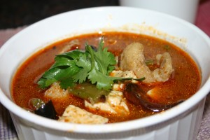 麻辣水煮魚 Spicy Fish Stew