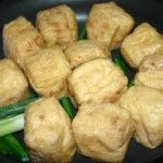pan fry fried tofu