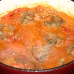 cook oxtails with tomatoes