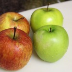 medium size apples